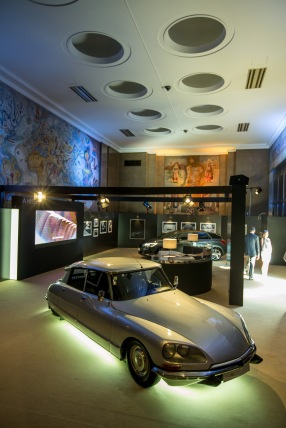 Lisboa, 02/07/2015 - Inauguração da Exposição Citroen, esta tarde, nas galerias do Diário de Notícias.   ( Jorge Amaral / Global Imagens )