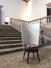 PALMS Chair criada por Elsa & Fernando Hipólito e produzida por Ama Design